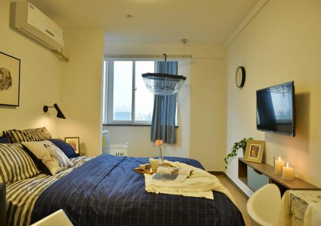 宝山区-魔方公寓魔方公寓上海友谊路店-1室1厅1卫-25㎡