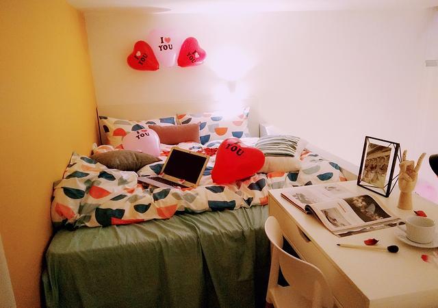 杨浦区-魔方公寓上海宁国路店-1室1厅1卫-25㎡