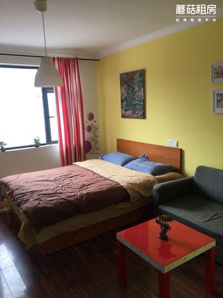 宝山区-橙家公寓(沪太路)A栋-1室1厅1卫-25.0㎡