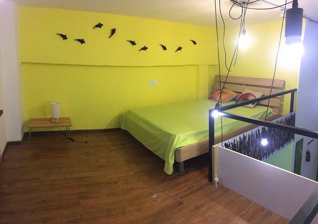 宝山区-橙家公寓(沪太路)A栋-1室1厅1卫-45.0㎡