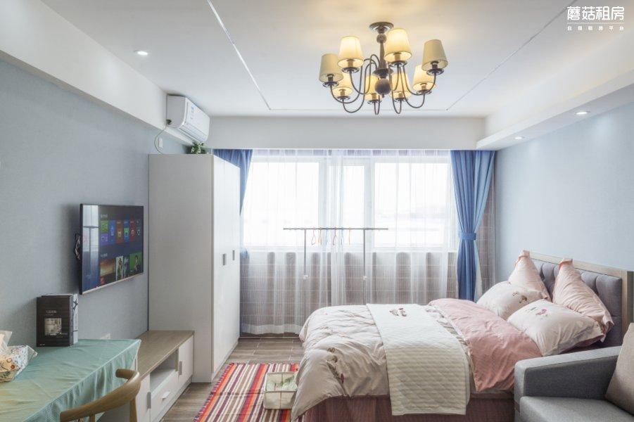 嘉定区-万彩社区(公寓)-1室0厅1卫-33.0㎡