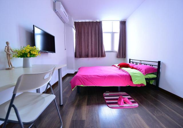 浦东新区-魔方公寓上海金桥店-1室1厅1卫-25㎡