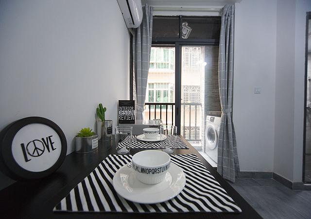 宝安区-M+青年公寓-2室1厅1卫-40.0㎡