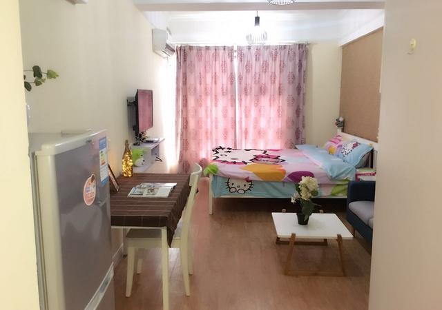 宝山区-乐活家-1室1厅1卫-32㎡