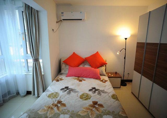 朝阳区-魔方公寓北京普乐门CBD店-1室1厅1卫-65㎡
