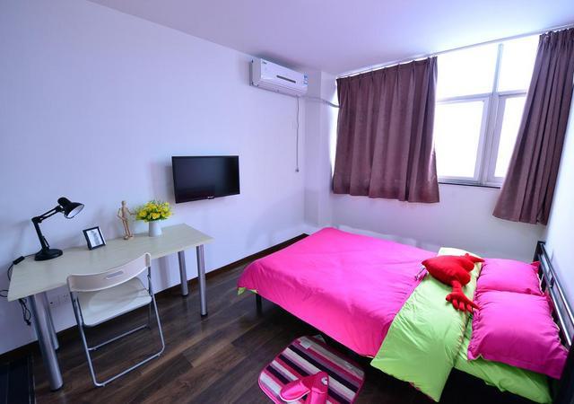 浦东新区-魔方公寓上海金桥店-1室1厅1卫-30㎡