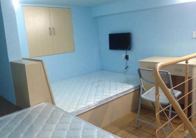 1室1厅1卫-15㎡