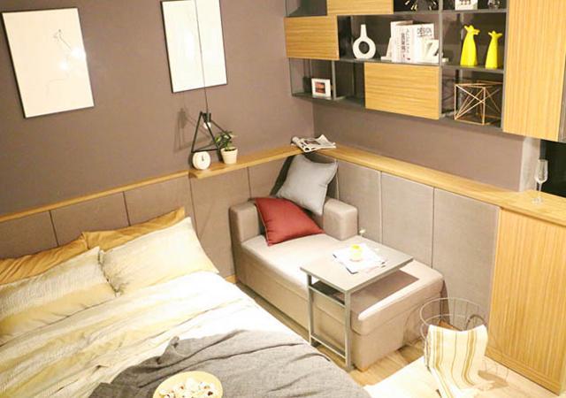 黄浦区-雅住公寓上海南京东路外滩店-1室0厅1卫-35㎡