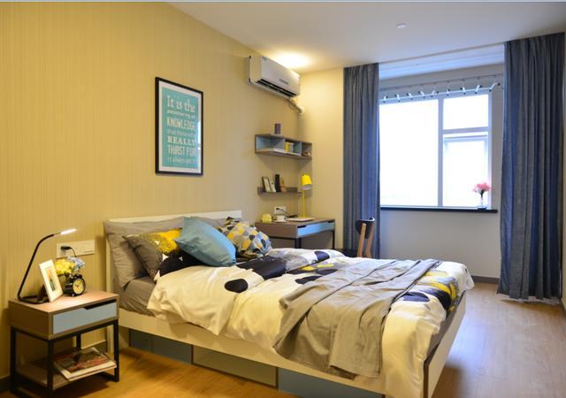 徐汇区-魔方公寓上海交通大学店-1室1厅1卫-35㎡