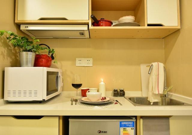虹口区-魔方公寓上海广灵二路店-1室1厅1卫-42㎡