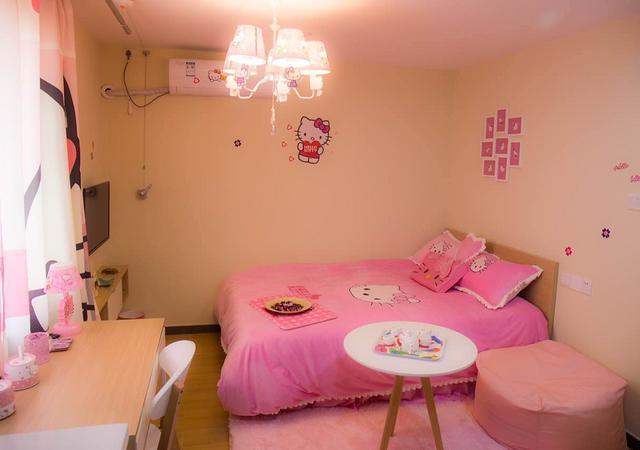 长宁区-魔方公寓上海哈密路店-1室1厅1卫-35.0㎡