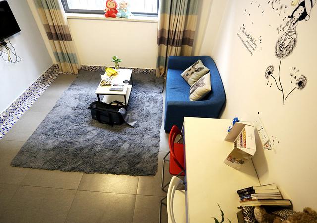 长宁区-C9连锁公寓天山店(长宁区)-2室1厅1卫-55.0㎡