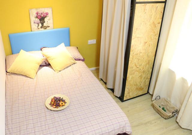 静安区-雅住公寓上海沪太路店-1室0厅1卫-19㎡