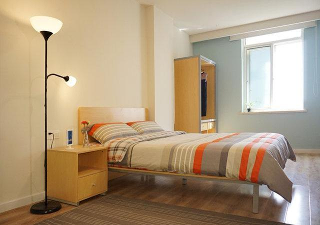 杨浦区-城家公寓上海五角场店-1室0厅1卫-29㎡