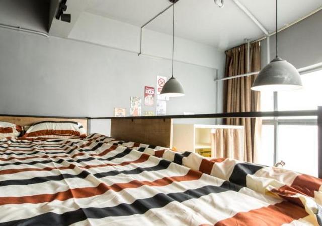 浦东新区-Wepai公寓-1室1厅1卫-35㎡