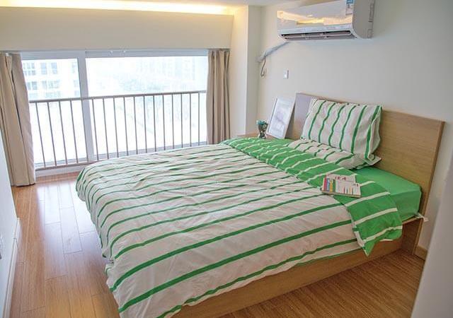 闵行区-城家公寓上海七宝万科国际店-1室1厅2卫-38.0㎡