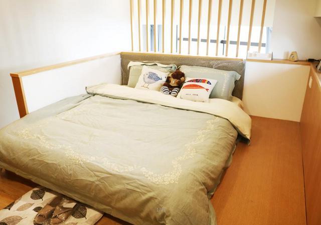 静安区-城家公寓上海火车站苏河一号店-1室0厅1卫-54.0㎡
