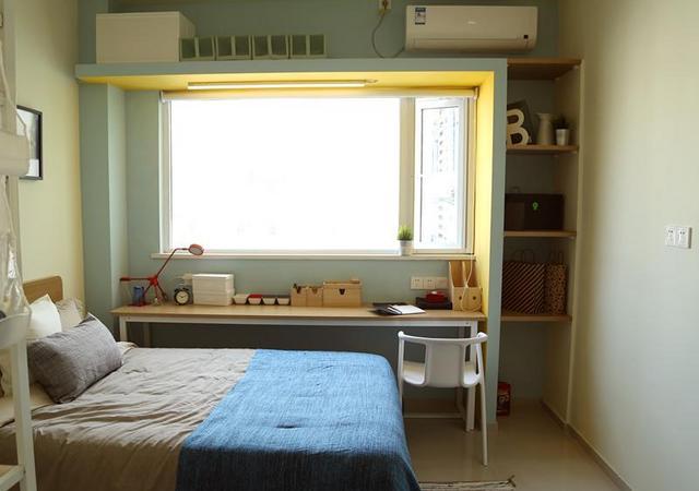 龙岗区-城家公寓深圳龙城广场地铁站店-1室0厅1卫-16.0㎡