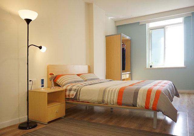 杨浦区-城家公寓上海五角场店-1室0厅1卫-26㎡
