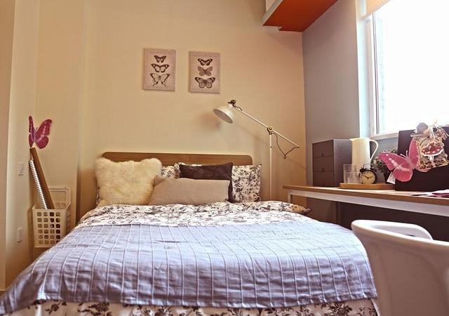 龙岗区-城家公寓深圳龙城广场地铁站店-1室0厅1卫-14.0㎡