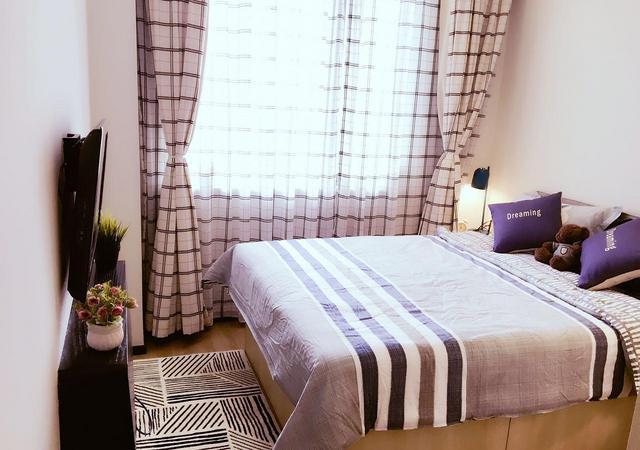 静安区-城家公寓上海中山北路地铁站店-1室0厅1卫-20㎡