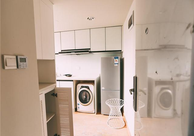 静安区-城家公寓上海火车站苏河一号店-1室0厅1卫-39.0㎡