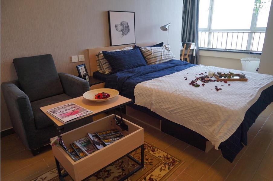 通州区-魔方公寓北京通州梨园店-1室1厅1卫-35.0㎡