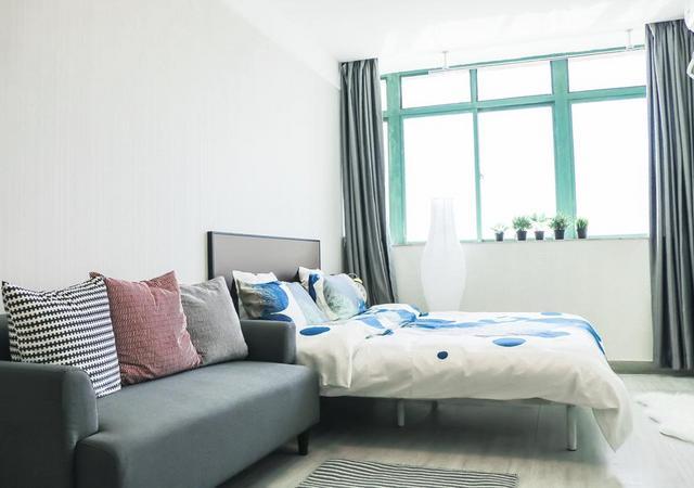 宝山区-城家公寓上海淞南店-1室0厅1卫-32㎡