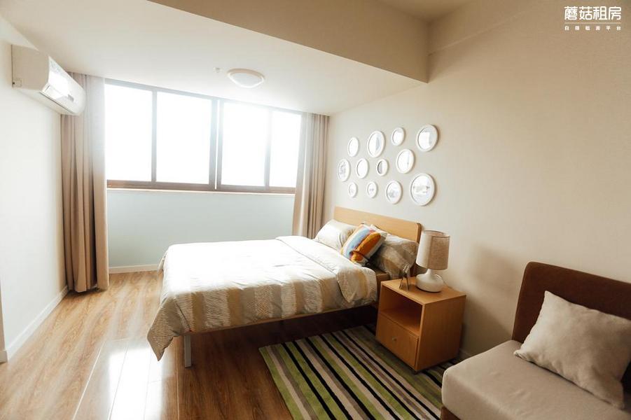 静安区-城家公寓上海中兴路地铁站店-1室0厅1卫-37.0㎡