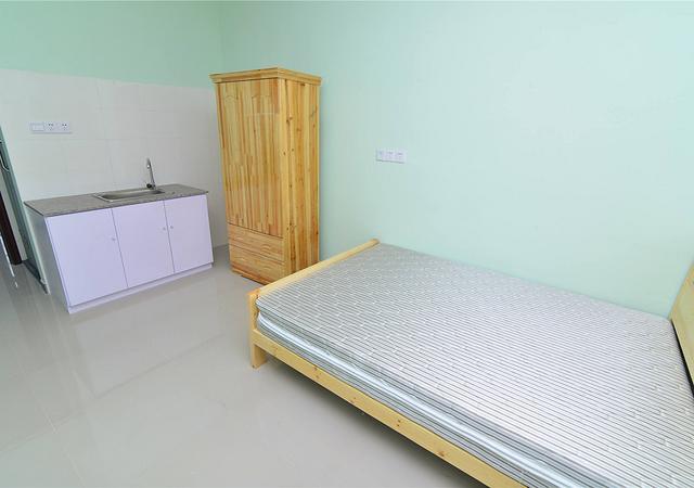 普陀区-三得利酒店式公寓-1室0厅1卫-15㎡