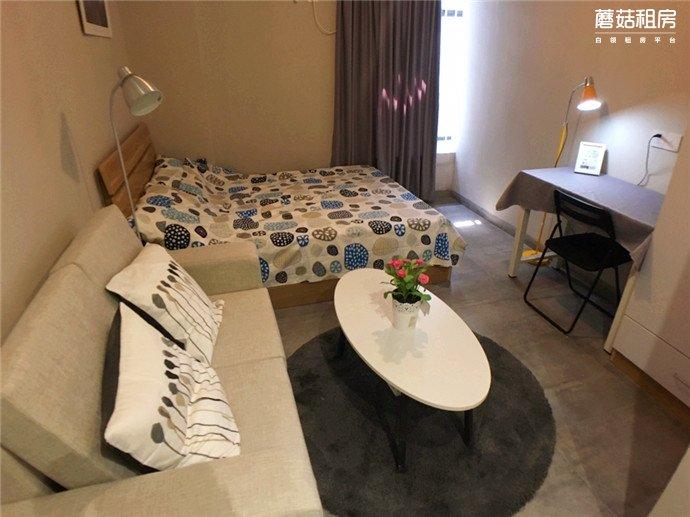 宝安区-锦绣公寓-1室0厅1卫-20.0㎡