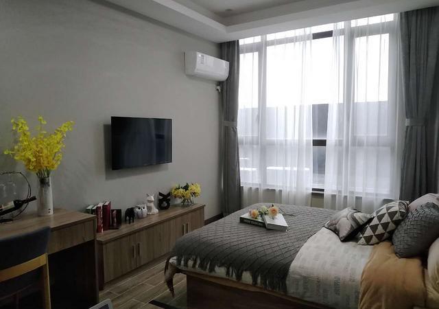 宝山区-V领地公寓上海大学宝山校区城银路店-1室1厅1卫-28㎡