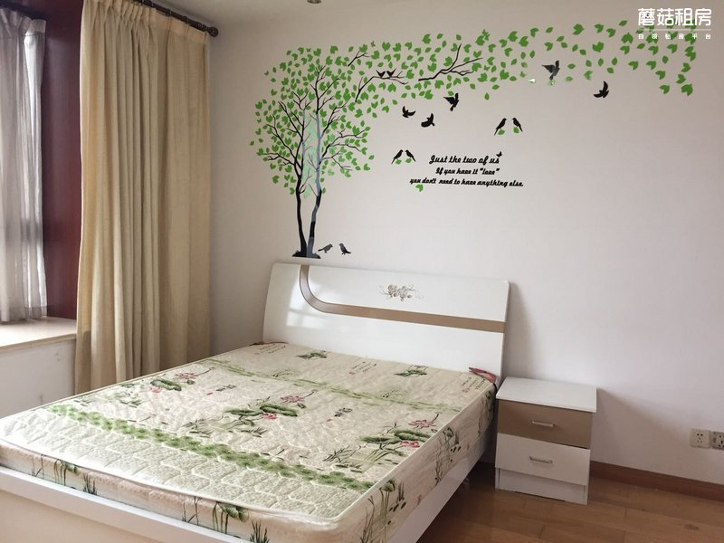宝山区-新城尚景-五居室-南卧-RoomB-22.0㎡