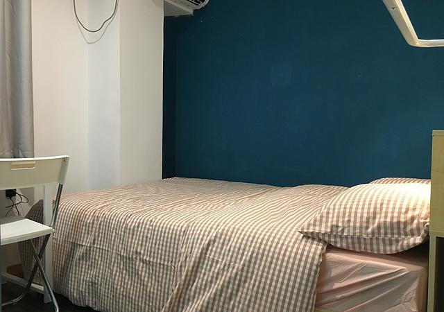 宝安区-趣客公寓(海雅缤纷城店)-1室0厅1卫-15.0㎡