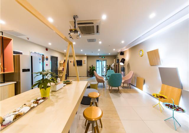 龙岗区-魔方公寓深圳横岗店-1室1厅1卫-32㎡