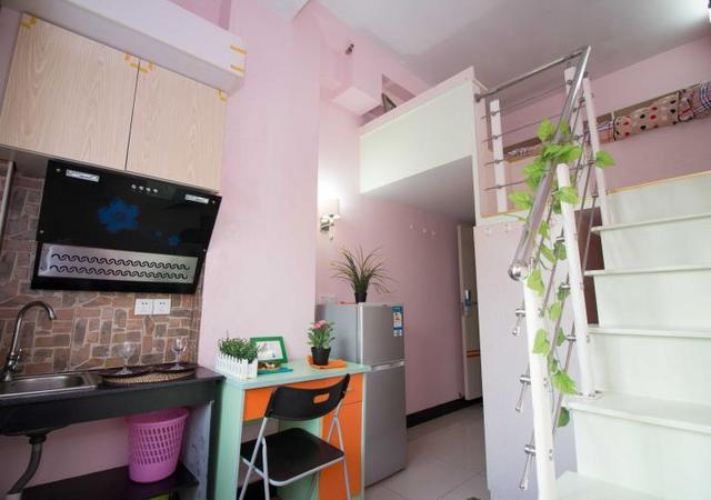 静安区-简约小家-1室1厅1卫-30.0㎡