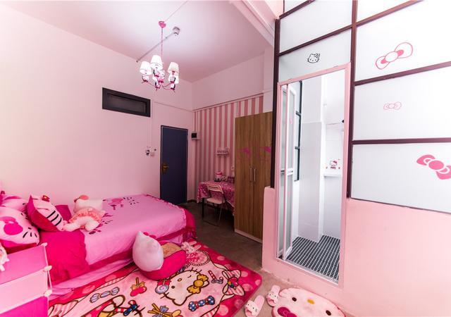 宝安区-魔方公寓深圳洪浪北店-1室1厅1卫-25.0㎡