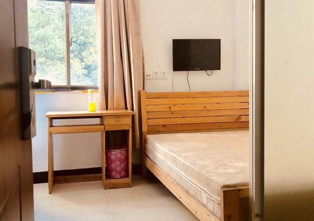 宝山区-宜晨公寓1号楼-1室0厅1卫-15.0㎡