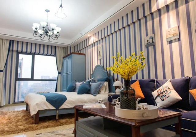 金山区-侣行公寓-1室1厅1卫-51.34㎡