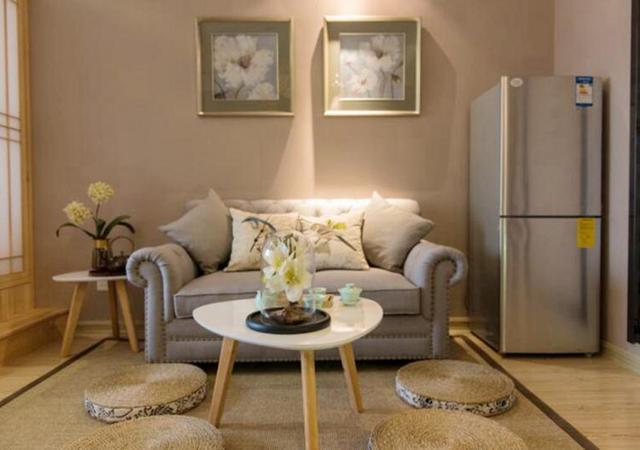 金山区-侣行公寓-1室1厅1卫-51.96㎡