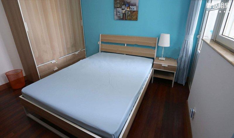 静安区-申银发展大厦-四居室-东南卧-RoomD-14.0㎡