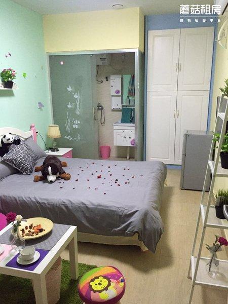 徐汇区-斯维登服务公寓-1室0厅1卫-18.0㎡
