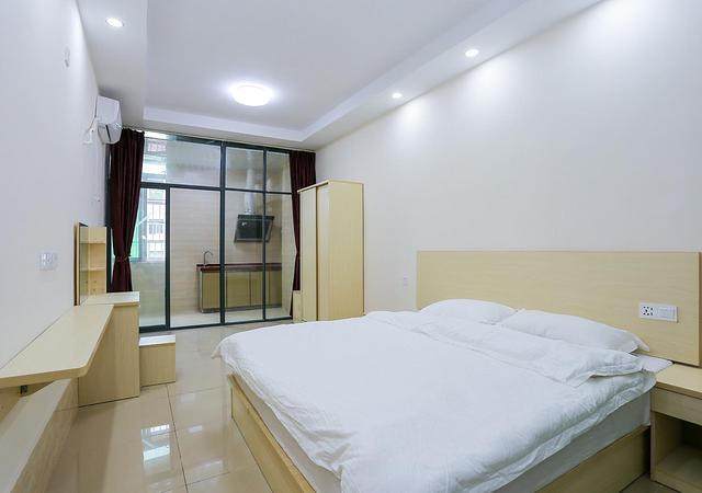 宝安区-美万佳酒店公寓-1室1厅1卫-35.0㎡
