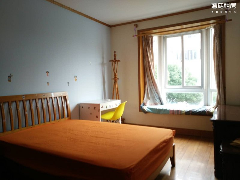松江区-海德公寓-四居室-南卧-RoomB-20.0㎡