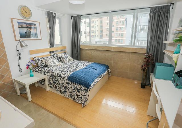 宝安区-深圳橙家公寓3号楼-1室0厅1卫-20.0㎡