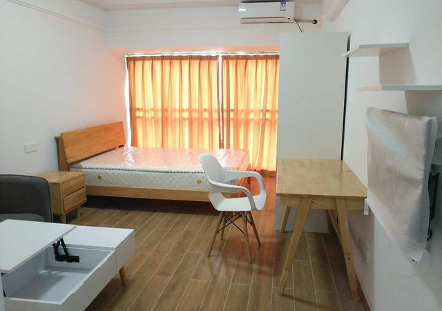 宝安区-万菱new公寓-1室0厅1卫-36.2㎡