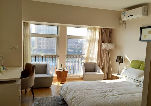 奉贤区-卓越世纪中心公寓-1室1厅1卫-45.0㎡