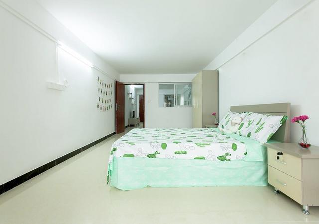 南山区-同乐公寓4栋-1室1厅1卫-60㎡
