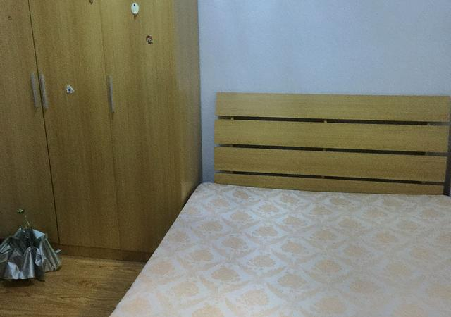 浦东新区-绿地崴廉公寓-六居室-东卧-16㎡