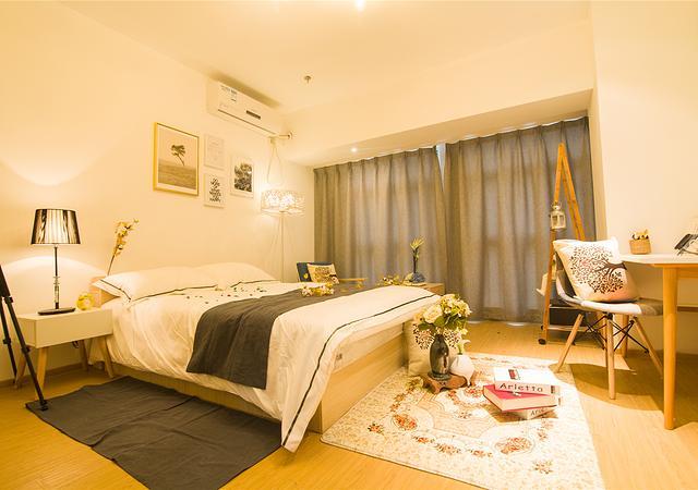 奉贤区-卓越世纪中心公寓-1室0厅1卫-45.0㎡